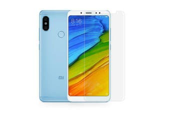 Creative Explosion-Proof Protective HD Film for Xiaomi Redmi Note 5- Transparent