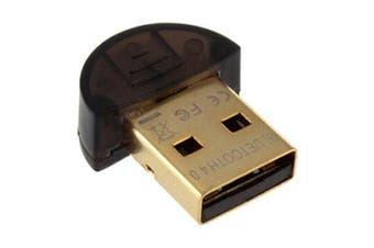 CSR 4.0 High Speed Bluetooth Adapter- Black