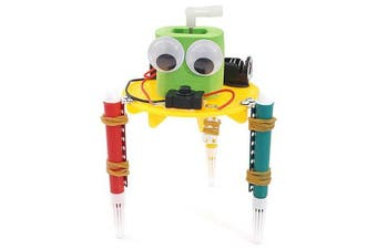 DIY Graffiti Robot Children Educational Toy- Multi