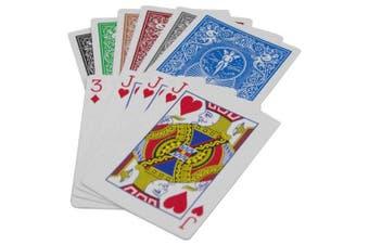 Classic Poker Group Close-up Magic Prop- Multi-A