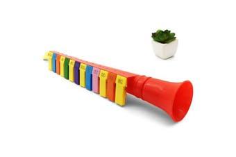 13 Key Non-toxic Puzzle Melodica Toy for Children- Multi