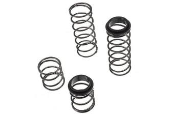 JLB Racing Shock Spring for CHEETAH 1/10 Brushless RC Car 4pcs- Black