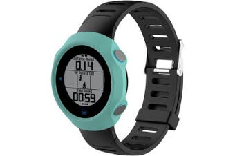 Smart Watch Silicone Protective Case for Garmin Forerunner- Medium Turquoise