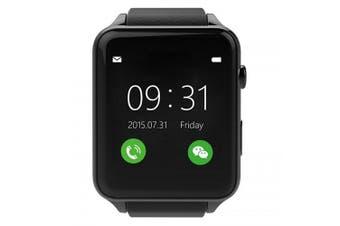KingWear GT88 Smartwatch Phone- Black