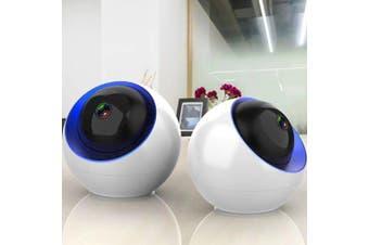 Stalwall TV - 618ZD - 2MP 1080P Wireless WiFi IP Camera Surveillance CCTV EU Plug- White