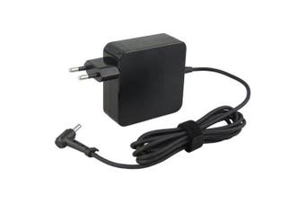 19V3.42A 65W 4.0*1.35mm EU AC Adapter Charger for Asus UX32 / UX42 Laptop- Black