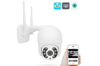 Wireless IP Camera Wifi Motion Detection SD card Dual light Waterproof Surveillance CCTV Camera- Only camera no adapter China