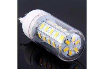 500LM G9 5W SMD 5730 36 LED Lights Clear Corn Bulb ( 3000-3500K 220-240V )- Warm White Light