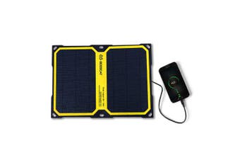 BOSSCAT AY-S014B 14W Outdoor Foldable Solar Panel with USB Port- Yellow China