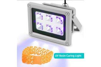 3D Printer UV Resin Curing Light for SLA DLP 3D Printer Solidify Photosensitive for All 3D Printers- eu plug CN