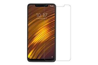Explosion-Proof Phone Protective HD Film Screen Protector for Xiaomi Pocophone F1- Transparent
