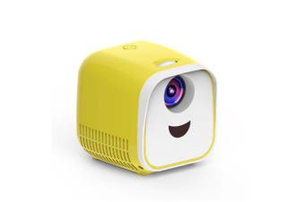 TSL1 projector home theater high lumen mini projector- yellow China