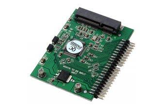 mSATA / PCI-E SSD to 2.5 inch / 44 Pin Converter Card- Medium Spring Green