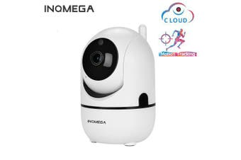 Wireless IP Camera INQMEGA 1080P Cloud Intelligent Auto Tracking Mini Wifi Camera- Other PAL China EU Plug 3.6mm