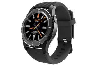 NO.1 G8 Smartwatch Phone- Black
