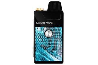 TALENT VAPE Vapor Pod Kit Electronic Cigarette Box Set 1100mAh- Black