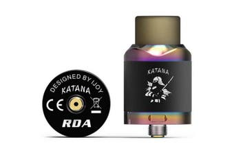 IJOY Katana RDA with Bottom Airflow System- Multi-A