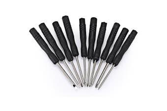 Mobile Phone Tablet Disassemble Screwdriver Tool Kit- Black