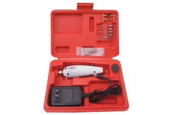Mini Electric Drill- Red