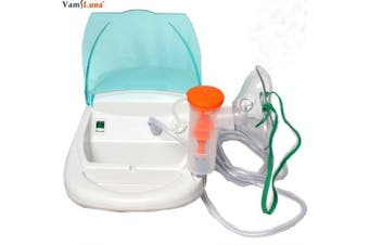 Portable Compressor System Personal Inhaler Machine Kit for Adults and Kids with 1 Set Parts Kit- China