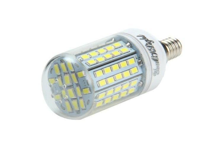 10 x YouOKLight E14 SMD 5730 18W 2000Lm LED Corn Light Bulb- White E14