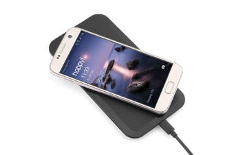 Qi Wireless Charger for Qi Enable Devices- Black