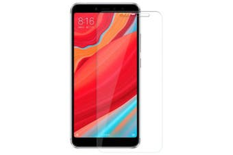1pcs Tempered Glass 9H Explosion Proof Screen Protector for Xiaomi Redmi S2- Transparent