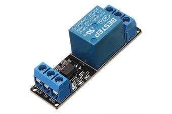 1 Channel 24V Relay Module for Arduino- Silk Blue