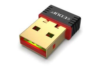 EDUP N8566 USB Wireless Network Card- Lemon Chiffon