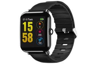 OUKITEL W2 Sports Smartwatch- Black