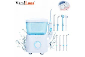 Dental Oral Irrigator Electric Water Flosser USB Rechargeable 8 Jet Tips Toothbrush Teeth Cleaner- China
