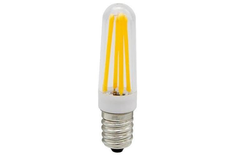 E14 4 - LED 4W Acrylic Dimmable White / Warm White AC 220V- Warm White