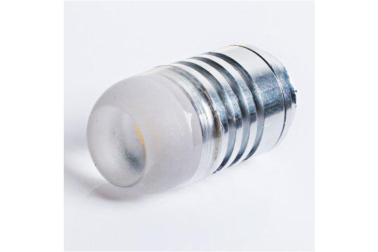 3W 12V G4 COB LED Warm White Light Waterproof LED Car Lights- Warm White