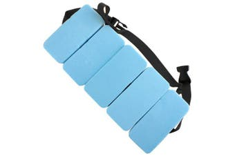 Swimming Assisted EVA Buoyancy Board for Water Sports- Light Blue