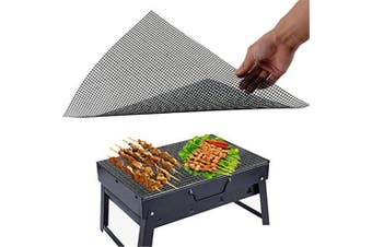 Anti-Stick Pad for GLASS Fiber Barbecue- Black