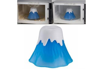 Kitchen Erupting Volcano Cleaning Microwave Cleaner Cooking Kitchen Gadget Tools Clean In Minutes- China Blue