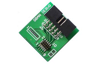 4.0CC2540 Zigbee CC2531 Sniffer USB Dongle BTool Burn Line- Medium Spring Green