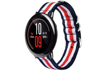 TAMISTER Simple Strap 22mm for AMAZFIT Bit- Multi-A