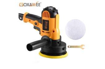 Goxawee 800W Auto Car Polisher Sanding Machine Orbit Variable Speed Waxing Polisher Power Tools- China 4045