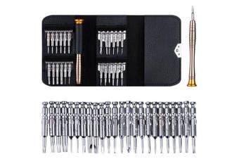 25 in 1 Screwdriver Set Mobile Phone Kit Repair Tools- Multi-A