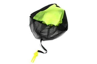 Hand Throw Soldiers Parachute Outdoor Barrel- JL1258-green