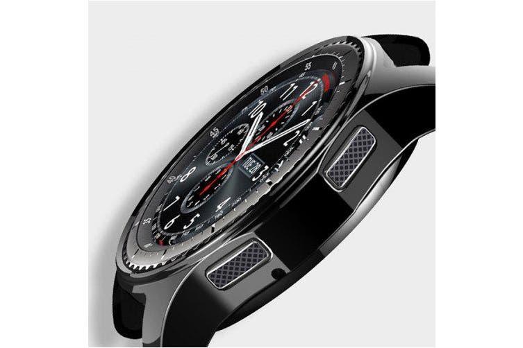 46mm TPU Plating Case for Samsung Galaxy Watch- Black