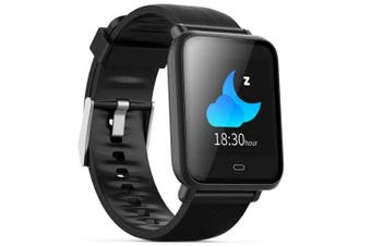 Q9 Waterproof Sports Smart Watch for Android / iOS- Multi-A