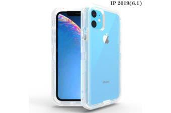 L8 transparent phone case for color transparent shell of IPHONE 11- Transparent