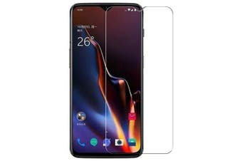 CHUMDIY Nano Explosion-Proof Protective Soft Film for Oneplus 6T- Transparent