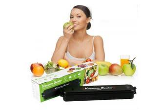 Small Household Vacuum Food Sealer Home Food Fresh Packaging Machine Vacuum Sealing Machine- UK PLUG