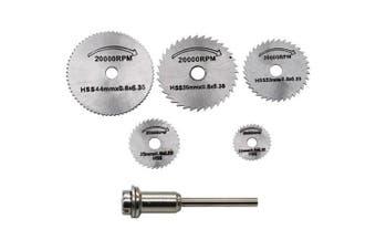 High Speed Steel Cutting Saw Set 3.2mm Rod- Silver