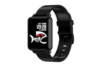 COLMI Land 1 Smart Watch with Fitness tracker for iphone and Andriod phone- Black