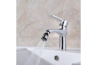 All-direction Faucet Aerator Splash Nozzle- Silver