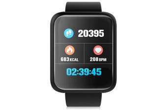 SPORT 3 Sport Smartwatch- Black